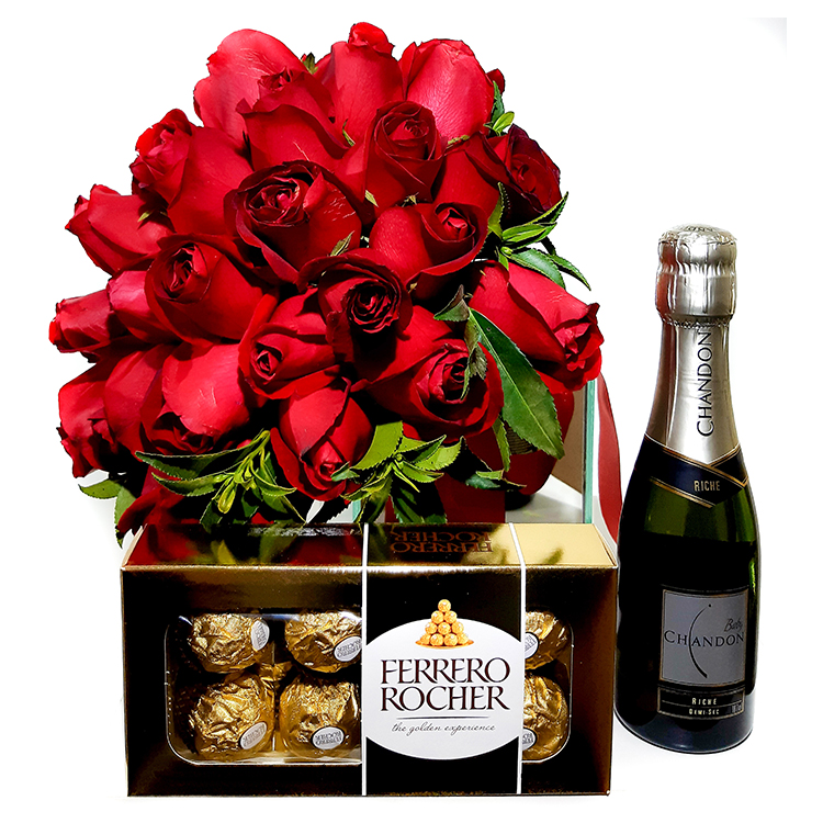 ROSA, CHANDON E FERRERO